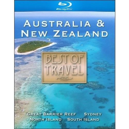 Best of Travel: Australia & New Zealand (2 Disc) (Blu-ray Disc) 2010