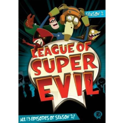 League Of Super Evil: Season Two