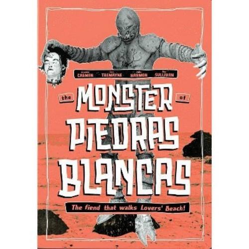 Monster of piedras blancas (DVD)