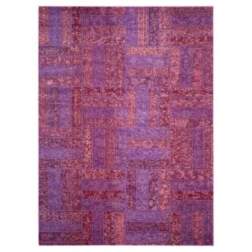 Safavieh Monaco Purple/Multi 6 ft. 7 in. x 9 ft. 2 in. Area Rug