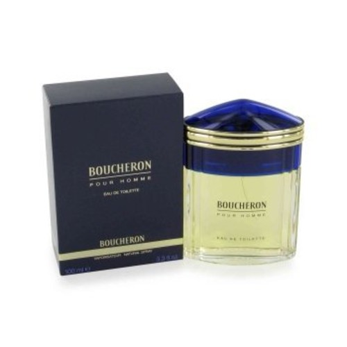 BOUCHERON Fraicheur Limited Edition Eau De Toilette Spray for Men, 3.3 Ounce