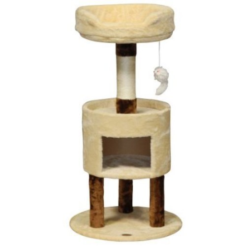 Go Pet Club 41 in. Cat Tree Condo House Furniture