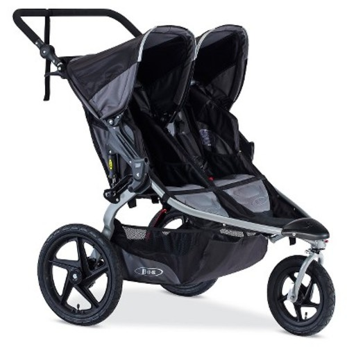 BOB 2016 Revolution Flex Duallie Stroller - Black