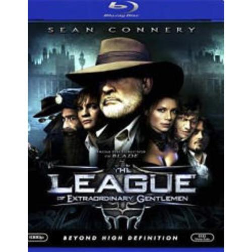The League of Extraordinary Gentlemen [Blu-ray] WSE DD5.1