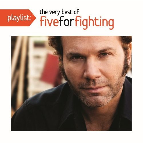 Playlist: The Very Best of Five for Fighting [CD]