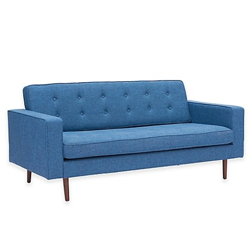 Zuo Puget Sofa in Blue