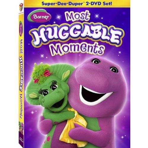 Barney: Most Huggable Moments [2 Discs] [DVD]
