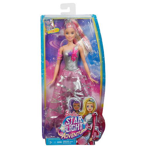 Barbie Star Light Adventure Galaxy Gown Doll