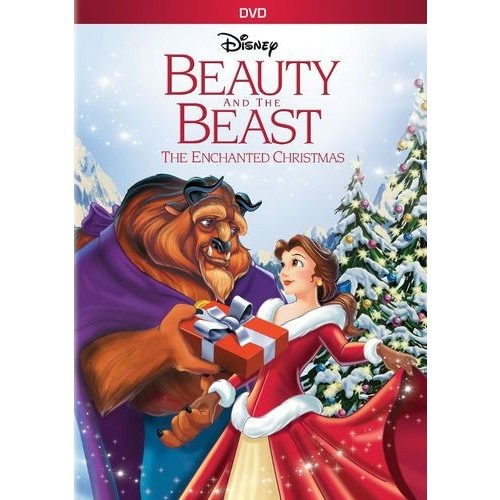 Beauty and the Beast: The Enchanted Christmas [DVD] [1998]