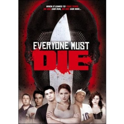 Everyone Must Die [DVD] [2012]
