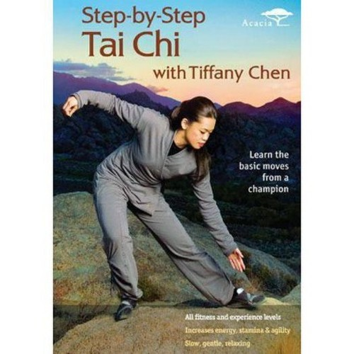 Tiffany Chen: Step by Step Tai Chi [DVD] [2008]