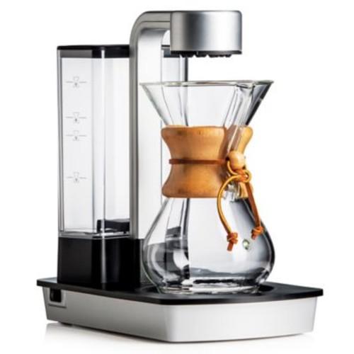 Chemex OTTO 6-Cup Coffee Maker in Black/Silver