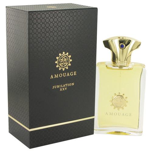 Amouage Jubilation XXV by Amouage Eau De Parfum Spray 3.4 oz Men