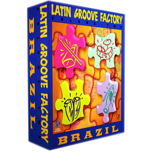 in Groove Factory Volume 2 Brazil REX Apple WAV (Download)