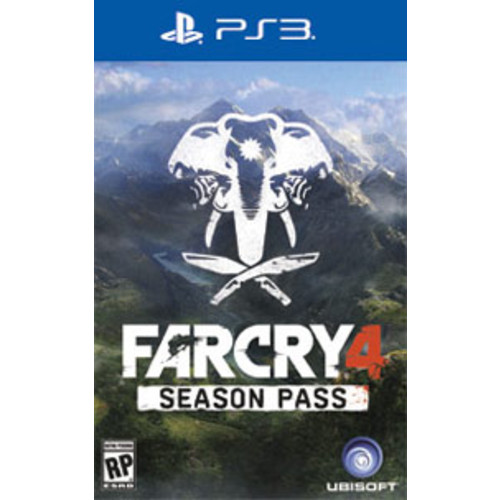 Far Cry 4 Season Pass [Digital]
