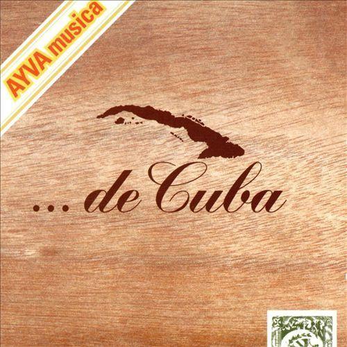 Musica de Cuba [CD]