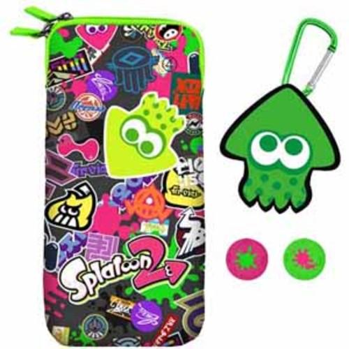 HORI Nintendo Switch Splatoon 2 Splat Pack