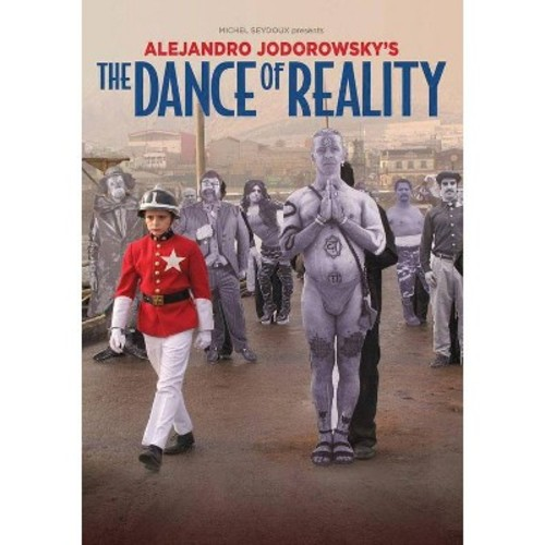 The Dance Of Reality (DVD)