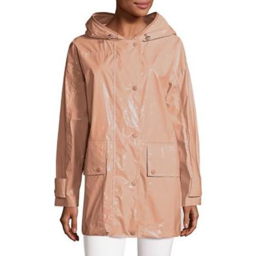 MONCLER Hooded Raincoat