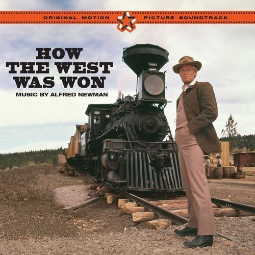 How the West Was Won [Original Motion Picture Soundtrack] [CD]