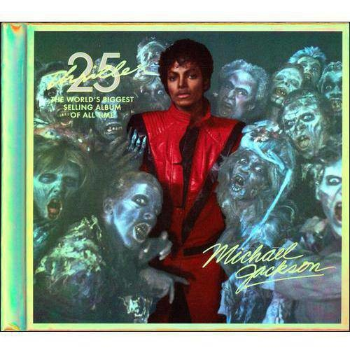Thriller [25th Anniversary Deluxe Edition] [CD & DVD]