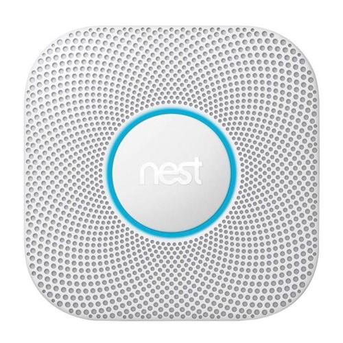Nest Protect Smoke & Carbon Monoxide Alarm, Battery (2nd gen)