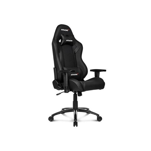 AKRacing Octane Super-Premium Gaming Chair with High Backrest, Recliner, Swivel, Tilt, Rocker and Seat Height Adjustment Mechanisms with 5/10 - Blue