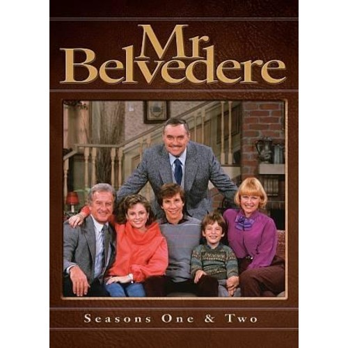 Mr. Belvedere: Season One & Two (DVD)
