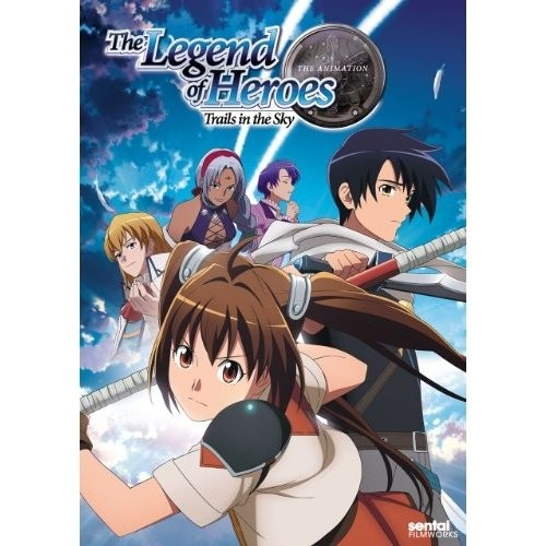 The Legend of Heroes: Trails in the Sky [DVD]