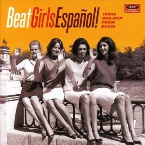 Various - Beat Girls Espanol:1960s She Pop (CD)