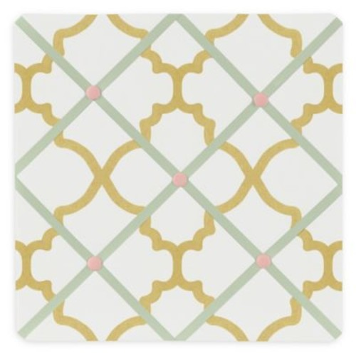 Sweet Jojo Designs Ava Fabric Memo Board