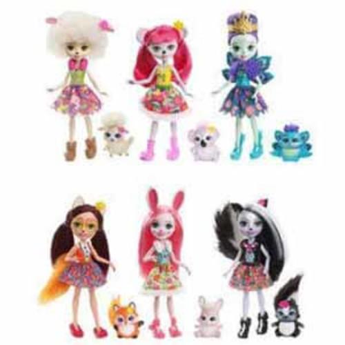 Mattel Enchantimals Dolls - Assortment*
