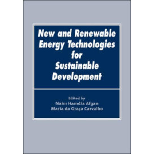 and Renewable Energy Technologies for Sustainable Developement