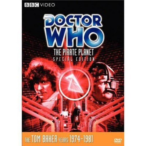 Doctor who:Pirate planet special edit (DVD)