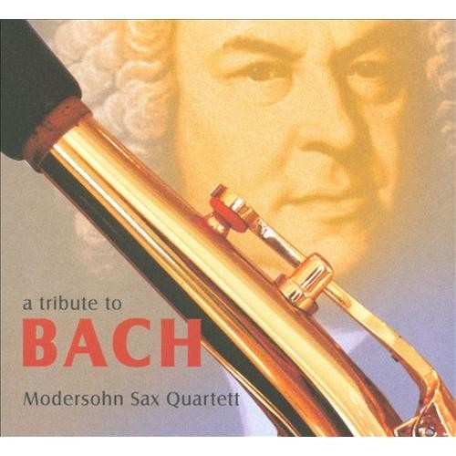 A Tribute to Bach [CD]