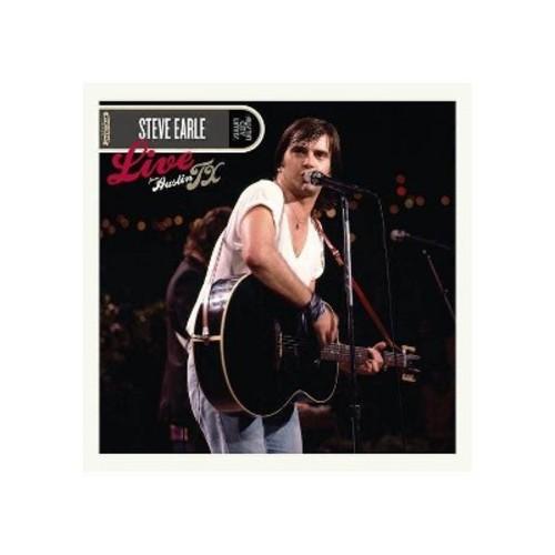 Steve Earle - Live From Austin Tx (CD)
