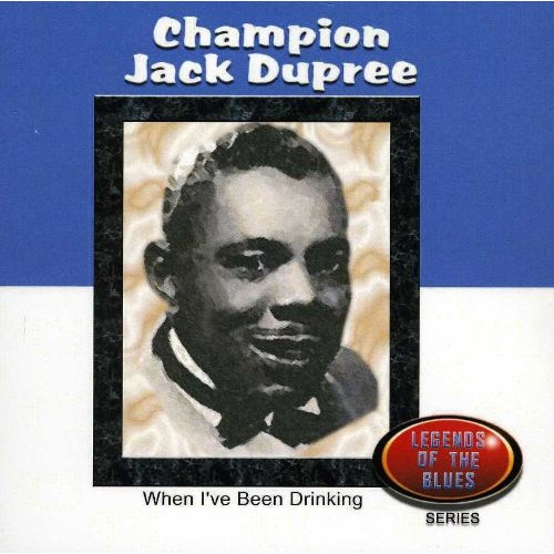 When I've Been Drinking [CD]