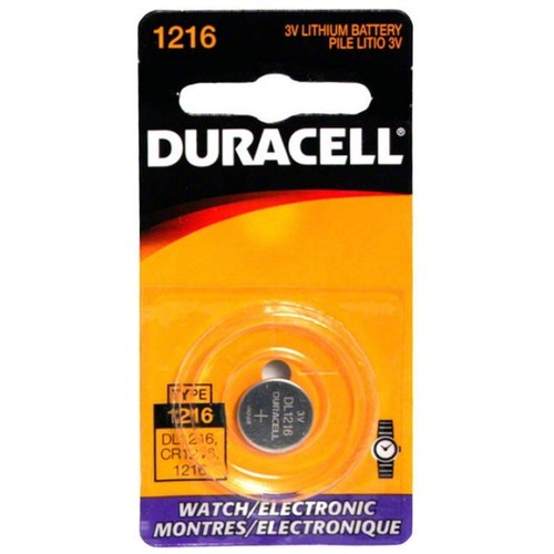 Duracell Watch/Electronic Lithium Battery, 3V, 1 each