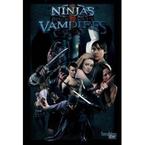 Ninjas vs. Vampires [DVD] [2010]
