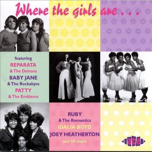 Where the Girls Are [CD]