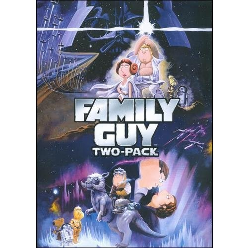 Family Guy: Something, Something, Something Darkside/Blue Harvest [2 Discs] [DVD]