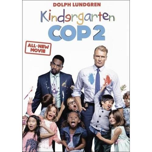 Kindergarten Cop 2 [DVD] [2016]