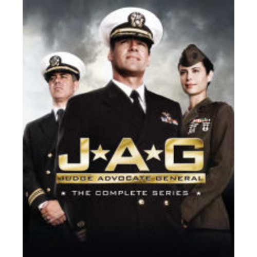 JAG: The Complete Series (55 Discs) (dvd_video)