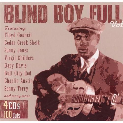 Blind Boy Fuller, Vol. 2 [CD]