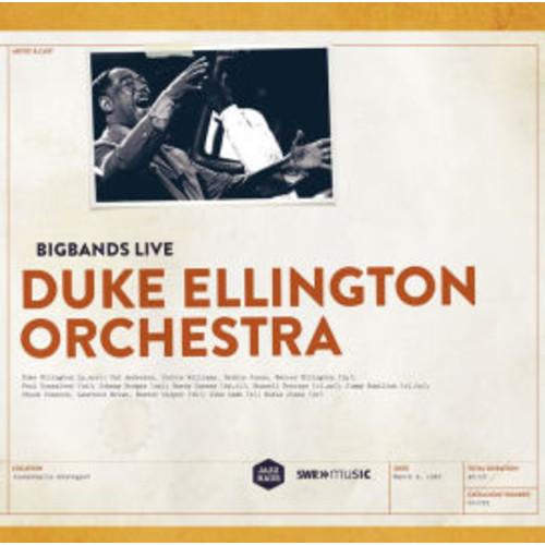 Big Bands Live: Duke Ellington Orchestra (Ellington / Anderson / Williams / Jones)
