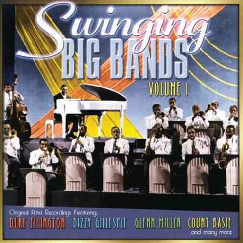 Various - Swinging Big Bands Vol. 1