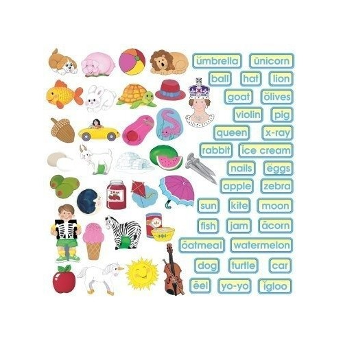 ABC Phonics Felt Set