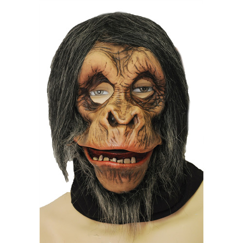Chimp Mask Costume Accessory