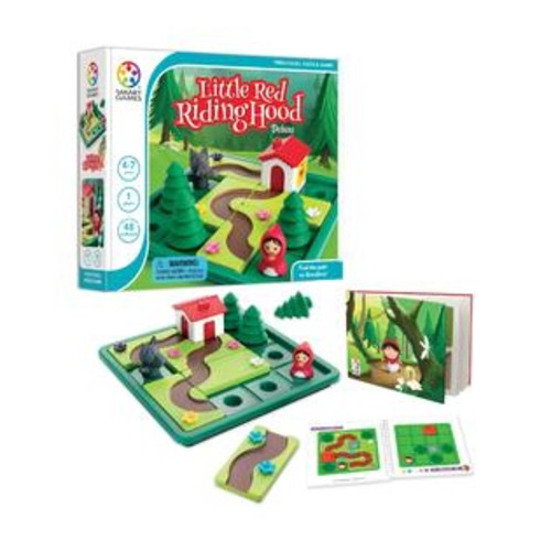 Smart Games Smart Toys and Games Little Red Riding Hood - Deluxe