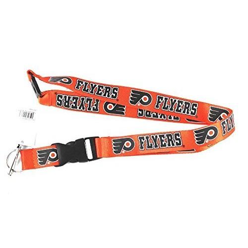 Philadelphia Flyers Orange Lanyard